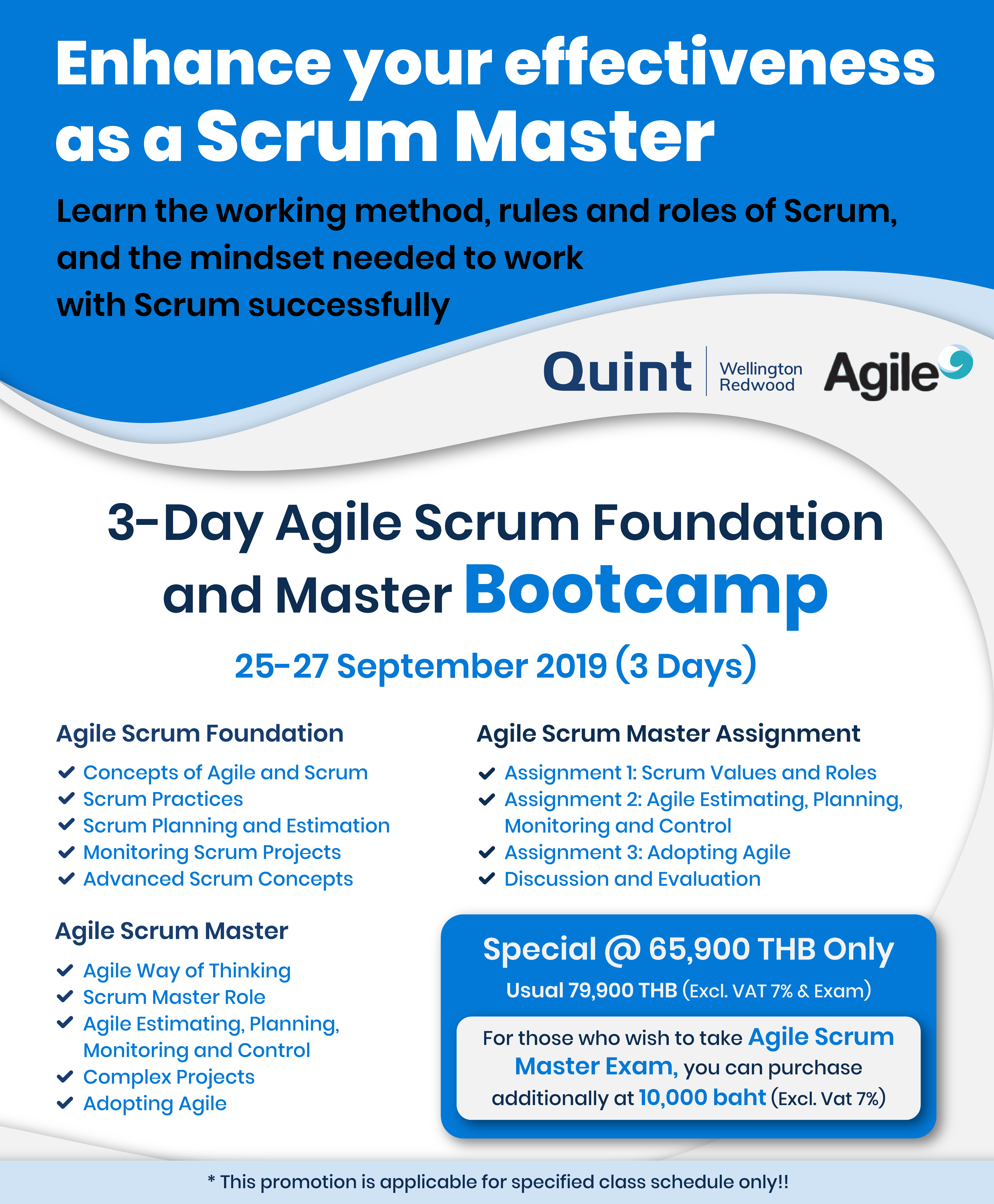 Enhance your effectiveness as a Scrum Master, don't miss